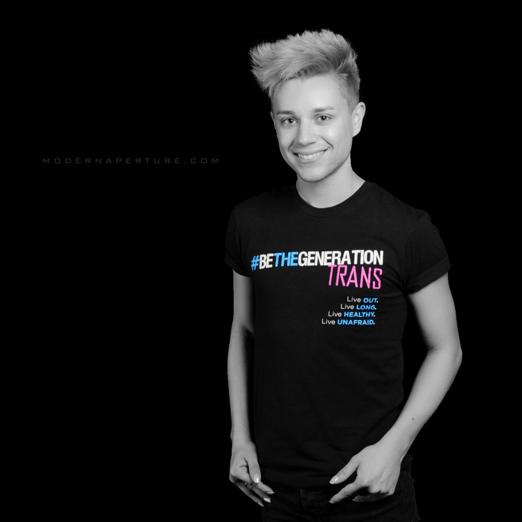 Be the generation trans