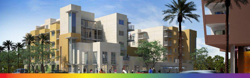 The North Park Senior Apartments,